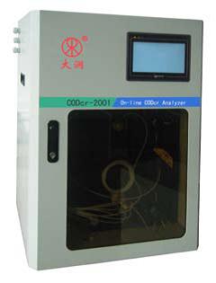 东润 CODcr-2001 水?#35797;?#32447;监测分析仪