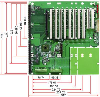 瑞传工业底板:PBPE-12AA64