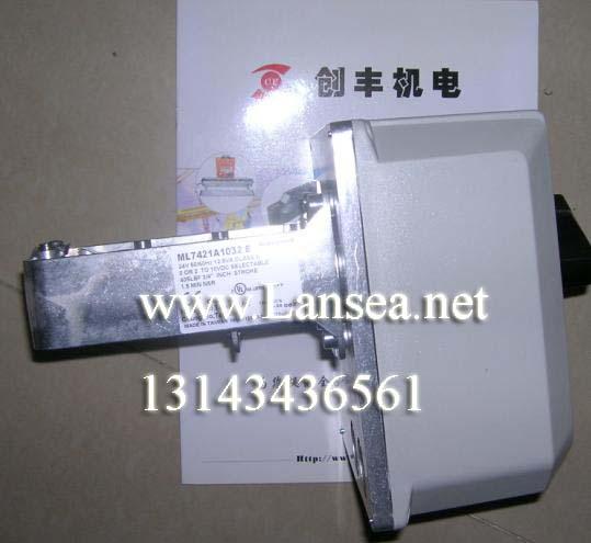 霍尼韦尔  ML7421A1032-E  执行器