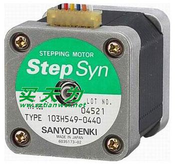 SANYO山洋 103H549-0440 二相电机