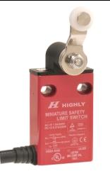 海立 EFM-3-20 滾筒手柄型微型安全開關