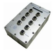 卓越 Carat5508EM12 网管型IP67工业以太网交换机