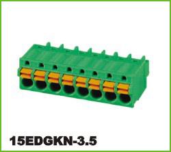 高正 15EDGKN-3.5 PCB插拔式接线端子台