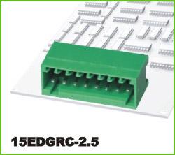高正 15EDGRC-2.5 PCB插拔式接线端子台
