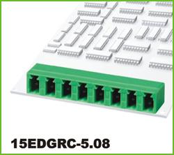 高正 15EDGRC-5.08 PCB插拔式接线端子台