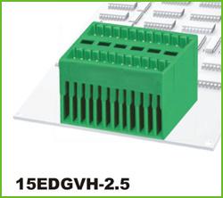 高正 15EDGVH-2.5 PCB插拔式接线端子台