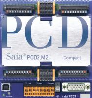Saia-Burgess 瑞士思博自控 PCD3.M20(1)30紧凑型控制器