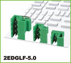高正 2EDGLF-5.0 PCB插拔式接线端子台