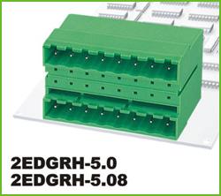 高正 2EDGRH-5.0/5.08 PCB插拔式接线端子台