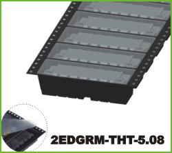 高正 2EDGRM-THT-5.08 PCB插拔式接线端子台