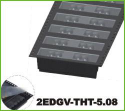 高正 2EDGV-THT-5.08 PCB插拔式接线端子台