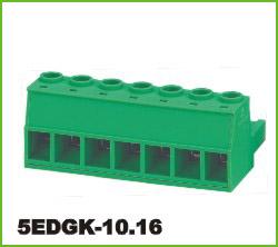 高正 5EDGK-10.16 PCB插拔式接线端子台