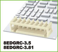 高正 8EDGRC-3.5/3.81 PCB插拔式接线端子台