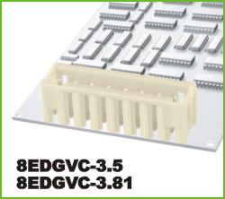 高正 8EDGVC-3.5/3.81 PCB插拔式接线端子台