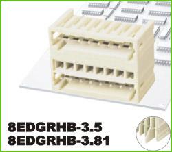 高正 8EDGRHB-3.5/3.81 PCB插拔式接线端子台