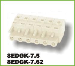 高正 8EDGK-7.5/7.62 PCB插拔式接线端子台