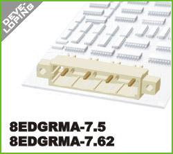 高正 8EDGKRMA-7.5/7.62 PCB插拔式接线端子台
