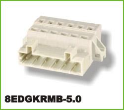 高正 8EDGKRMB-5.0 PCB插拔式接线端子台