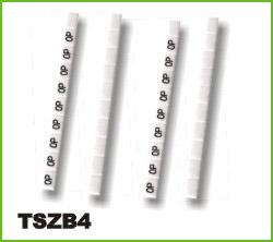 高正 TSZB4 端子台标示条