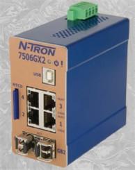 N-TRON 7506GX2 全千兆工业以太网交换机