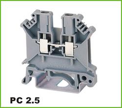 高正 PC2.5 导轨式端子台