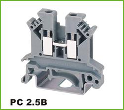 高正 PC 2.5B 导轨式端子台