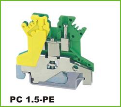 高正 PC1.5-PE 导轨式端子台