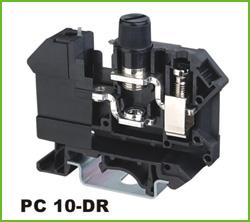 高正 PC 10-DR 导轨式端子台