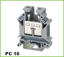 高正 PC16 导轨式端子台