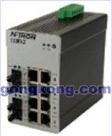 N-TRON  110FX2 入门级工业以太网交换机