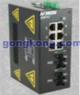 N-TRON 308FX2 工业以太网交换机