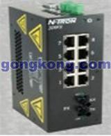 N-TRON 309FX 工业以太网交换机