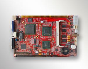祈飞 PRA- HSC –N270S 无风扇板载1GB内存双通道单板电脑