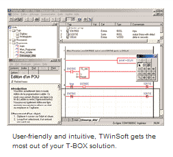CSE-Semaphore TWinSoft T-BOX 配置工具软件
