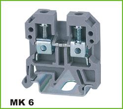 高正 MK 6 导轨式端子台