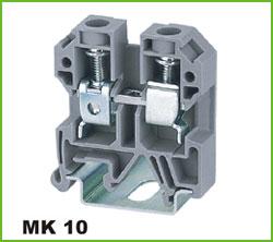 高正 MK 10 导轨式端子台