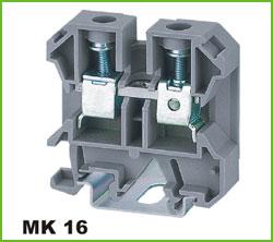 高正 MK 16 导轨式端子台