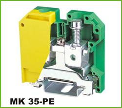 高正 MK 35-PE 导轨式端子台