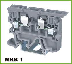 高正 MKK1 导轨式端子台