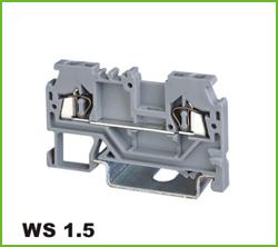高正 WS 1.5 导轨式端子台