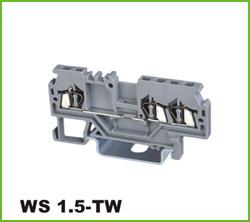 高正 WS 1.5-TW 导轨式端子台