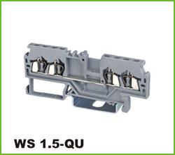 高正 WS 1.5-QU 导轨式端子台