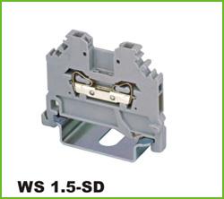 高正 WS 1.5-SD 导轨式端子台