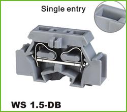高正 WS 1.5-DB 导轨式端子台