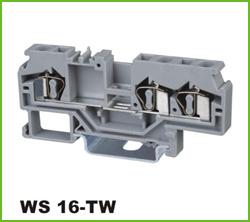 高正 WS 16-TW 导轨式端子台