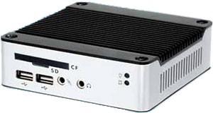 昭營 eBOX-2310MX 標準版無風扇嵌入式系統