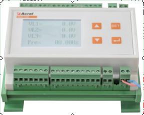 安科瑞 AMC16B系列 導軌式安裝多回路監控裝置