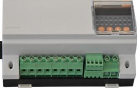 安科瑞 AGF-MR系列 導軌式安裝光伏匯流采集裝置