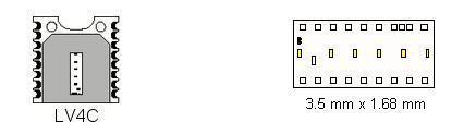 IC-Haus iC-LV 集成光编码器