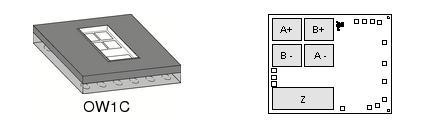 IC-Haus iC-OW 集成光编码器